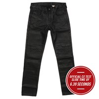 Rokker Rokkertech Slim jeans in black