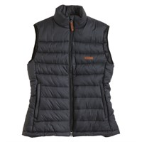 Rokker Performance Insulation ladies vest in black