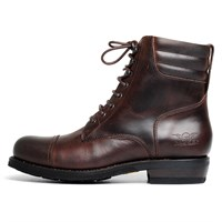 Rokker Urban Racer boot in mahogany