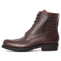 Rokker Gentleman Racer Boots Brown
