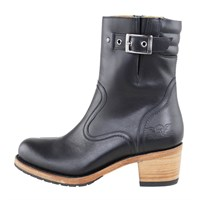 Rokker Highway ladies boots in black