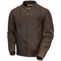 Roland Sands Brown Enzo Jacket