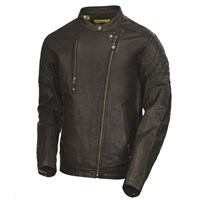 Roland Sands Black Clash Jacket