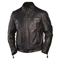 Roland Sands Black City Jacket