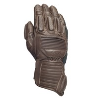 Roland Sands Ace gloves in brown