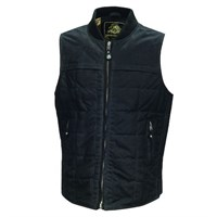 Roland Sands Ringo vest in black