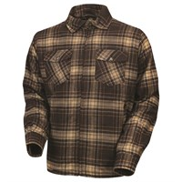 Roland Sands Stoddard Brown Kevlar Shirt