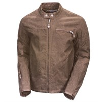 Roland Sands Ronin Wax Cotton Brown Jacket