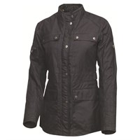 Roland Sands ladies Ginger jacket in black