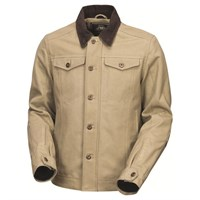 Roland Sands Ramone jacket in khaki