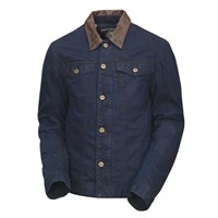 Roland Sands Bronson Denim jacket in blue