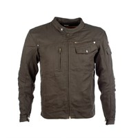 Resurgence Rocker jacket in brown