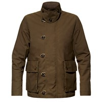 Ashley Watson Eversholt jacket in olive