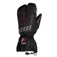 Rukka 3Finger gloves in black