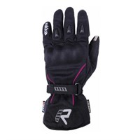 Rukka Suki ladies gloves in black / pink