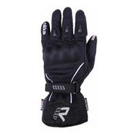 Rukka Suki ladies gloves in black / white