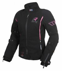 Rukka Suki Pro ladies jacket in black / pink