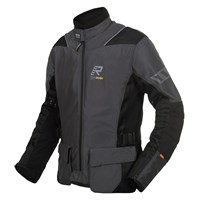 Rukka Forsair Pro Long jacket in grey