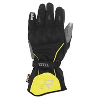 Rukka Virium gloves in black / yellow