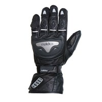 Rukka Argosaurus gloves in black