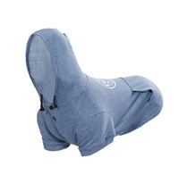 Rukka Hoody College dog jacket in blue
