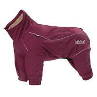 Rukka Thermal Overall dog jacket in burgundy
