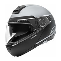 Schuberth C4 helmet Resonance Grey