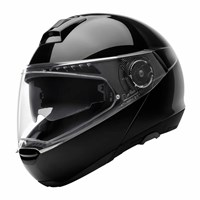 Schuberth C4 Pro Gloss helmet in black
