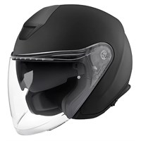 Schuberth M1 Pro helmet in matt black