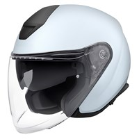 Schuberth M1 Pro helmet in matt stone grey