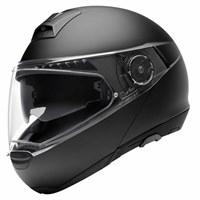 Schuberth C4 Basic helmet in matt black
