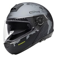 Schuberth C4 Pro Magnitudo helmet in black