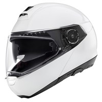 Schuberth C4 Pro ladies in gloss white
