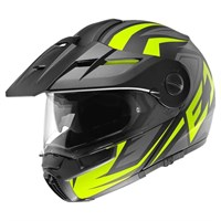 Schuberth E1 Tuareg helmet in yellow