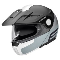 Schuberth E1 Cut helmet in grey