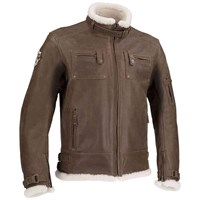 Segura Patriot jacket in brown