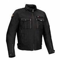 Segura Jericho jacket in black