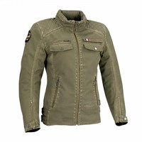 Segura Frida ladies jacket in khaki