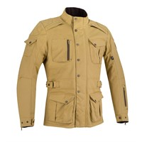 Segura Baaron jacket in camel