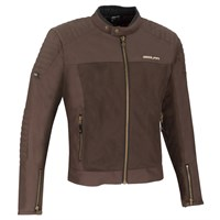 Segura Oskar jacket in brown