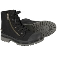 Segura Rufus boots in black