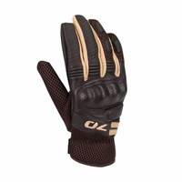 Segura Melbourne gloves in brown
