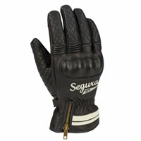 Segura Pedro gloves in black