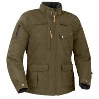 Segura Jefferson jacket in khaki