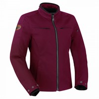Segura Lady Garrisson jacket in burgundy