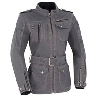 Segura Lady Woodstock jacket in grey