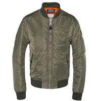 Schott Airforce 1 Bomber jacket in brown