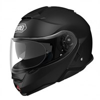 Shoei Neotec 2 helmet in matt black