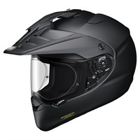 Shoei Hornet ADV helmet in matt black