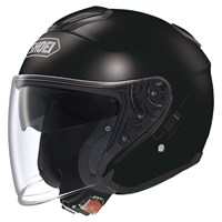 Shoei J-Cruise helmet in gloss black